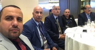 مشاركة مجموعة من اساتذة كلية الادارة والاقتصاد قسم ادارة الاعمال في مؤتمر دولي عقد في سلطنة عمان .
