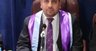 تدريسي من كلية الادارة والاقتصاد ينشر بحثا علميا في جامعة الموصل