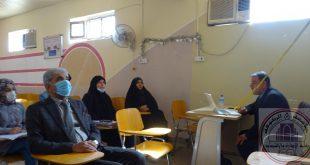 (صناعة السياحة في العراق) ورشة عمل اقامها قسم السياحة في كلية الادارة والاقتصاد