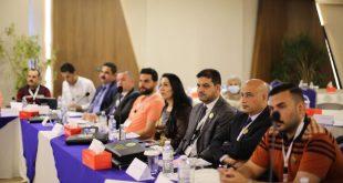 مشاركة تدريسيين من كلية الادارة والاقتصاد في المؤتمر الثاني للتخطيط الاستراتيجي لعمل منظمات المجتمع المدني في العراق بمحافظة السليمانية