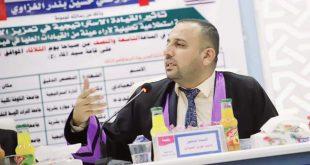 العبادي يحصل على المرتبة الثامنة ضمن المؤلفين العرب الاكثر تاثيرا